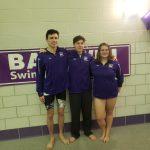 Baldwin Fighting Highlanders Boys/Girls Swim Highlights – Senior Night
