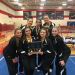 Baldwin Fighting Highlanders Gymnastics team wins PIAA Silver Division Championship!