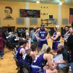 Baldwin Lady Fighting Highlanders Basketball – PIAA 6A Playoff First Round Highlights