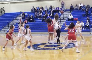 Baldwin Fighting Highlanders Girls Basketball PIAA 6A Playoff Highlights