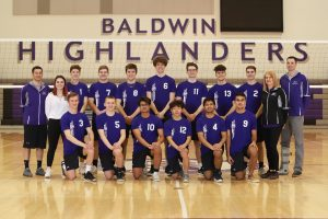 2020 BHS Boys Volleyball – BHS Athletics
