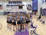 The Fighting Highlanders Girls Volleyball Team (1-7) defeated by Canon-McMillan, 3-1. #HailToTheFightingHighlanders