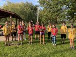 The Fighting Highlanders Boys/Girls Cross Country Teams finish first at Boston River Trail Invitational. #HailToTheFightingHighlanders