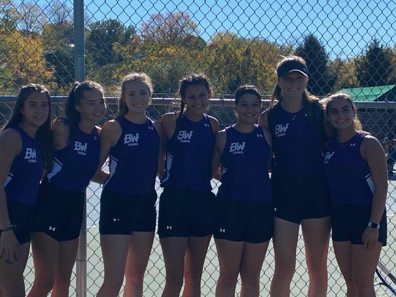 2020 WPIAL Class AAA Girls Team Tennis Championships, Peters Township High School (10/13/20)