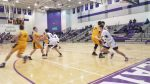 The Fighting Highlanders Boys Basketball team (0-2) loses to Thomas Jefferson 53-38. #HailToTheFightingHighlanders