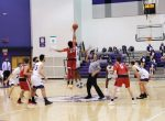 BHS Boys Basketball Highlight Of The Night, Joey Starzynski Dunk (02/17/21) – BHS Athletics