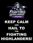 The Fighting Highlanders Varsity Hockey team (15-1) rebounds with a win over Shaler 5-2. #HailToTheFightingHighlanders