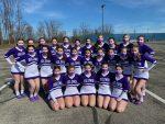 BHS Competitive Cheer, WPIAL AAA Championships, Hempfield High School (03/13/21)