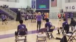 The Fighting Highlanders Boys Volleyball team (1-5) defeated by the Peters Township Indians. #HailToTheFightingHighlanders