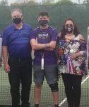 The Fighting Highlanders Boys Tennis team (4-8) defeated by the Shaler Titans on Senior Day. #HailToTheFightingHighlanders