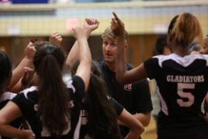 Northwood vs Springbrook Womens Varsity Volleyball