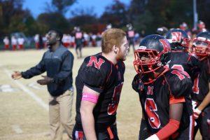 Varsity Football vs Wheaton-Homecoming game