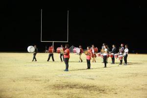 Drumline Halftime Performance-Homecoming vs Wheaton