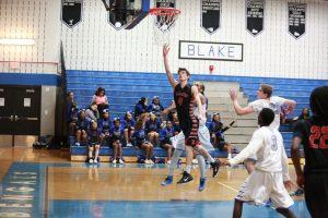 Northwood Varsity Basketball vs Blake