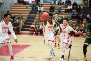 JV Boys Basketball-Northwood vs Seneca Valley