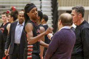 Boys Varsity Basketball Northwood vs Wheaton