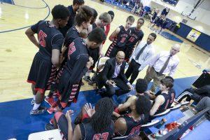 2016 Varsity Basketball-Northwood vs BCC Playoff game