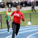 Northwood High School Girls Varsity Track & Field finishes 24th place