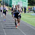 Northwood High School Boys Varsity Track & Field scores 22 points at meet