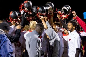 2016 Varsity Football vs Kennedy
