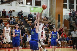 2016 Boys Varsity Basketball vs Churchill