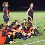 Northwood Varsity Girls Win Season Opener