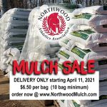 2021 MULCH SALE – is NOW CLOSED – THANK YOU FOR ALL YOUR SUPPORT!
