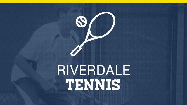 District Tennis Tournament Wrap-Up