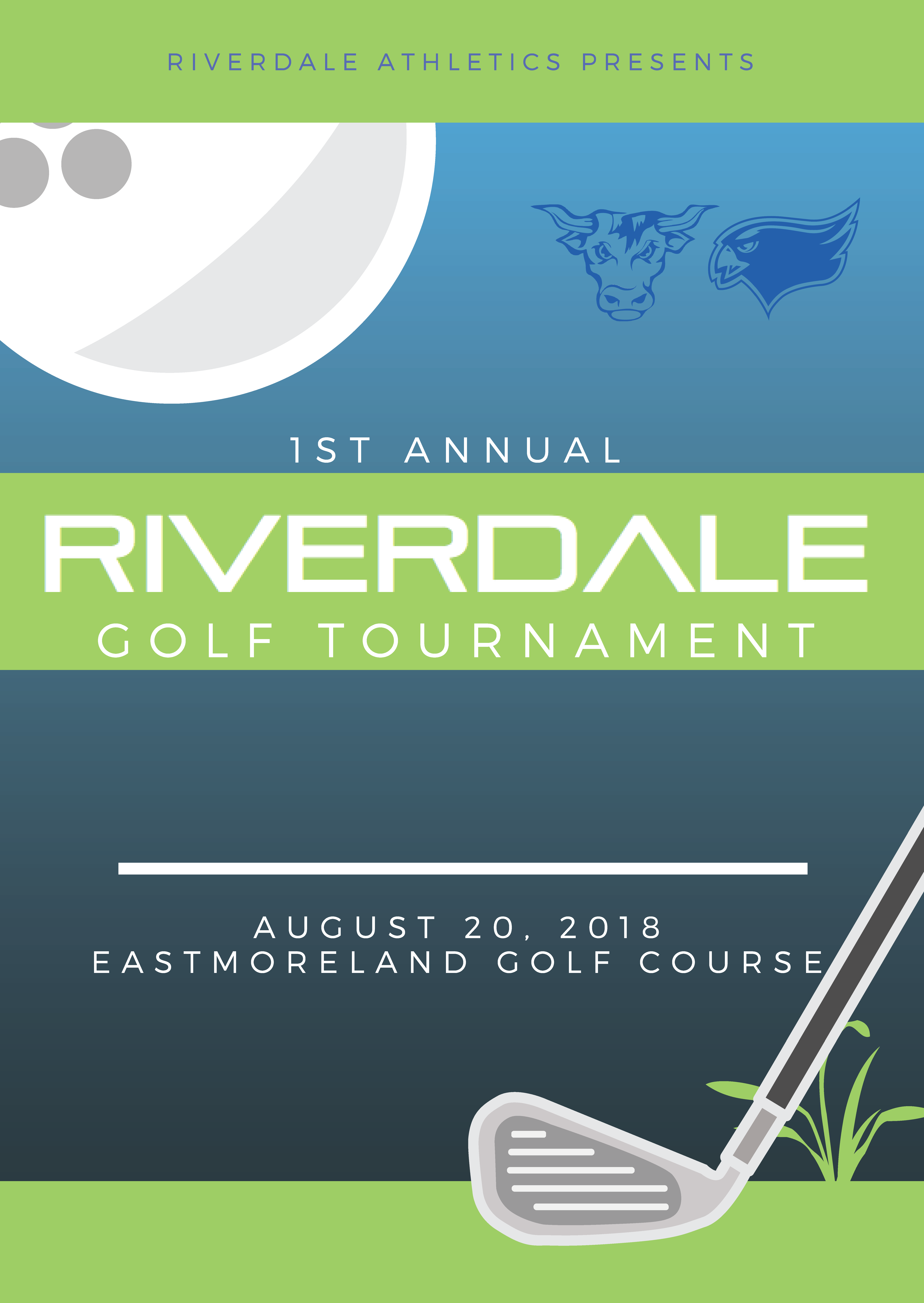 1st Annual Riverdale Athletics Golf Tournament Announced