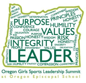 Oregon Girls Sports Leadership Summit – Nov. 17th