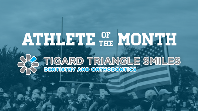 Don't Forget to Vote for the Tigard Triangle Smiles Dentistry & Orthodontics November Athlete of the Month