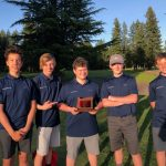 Boys Golf Takes 5th Place at OSAA Championships