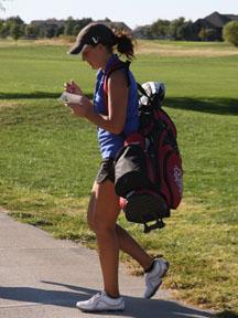 Girls' Golf Fall 2013