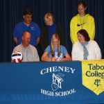 Peitz Signs Letter of Intent