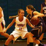 Cheney High School Basketball Varsity Girls beats Medicine Lodge High School 61-33