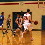 Cheney High School Basketball Varsity Boys falls to Wichita Independent High School 45-64
