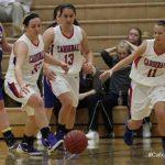 Cheney High School Basketball Varsity Girls beats Nickerson High School 64-26