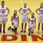 Lady Cards Basketball