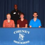 Lavington Signs with Southwestern
