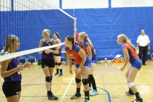 Volleyball Sept. 2, 2014
