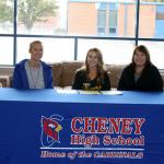 Taylor Denney Cheney High School