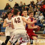 Cheney Boys Varsity Basketball beat Moundridge 60-48