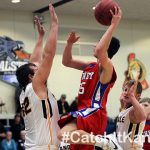 Cheney High School Boys Varsity Basketball falls to Andale High School 32-42