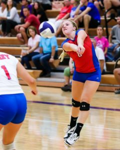 CHS Volleyball 8/30