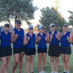 Cheney Girls Golf finishes 3rd place
