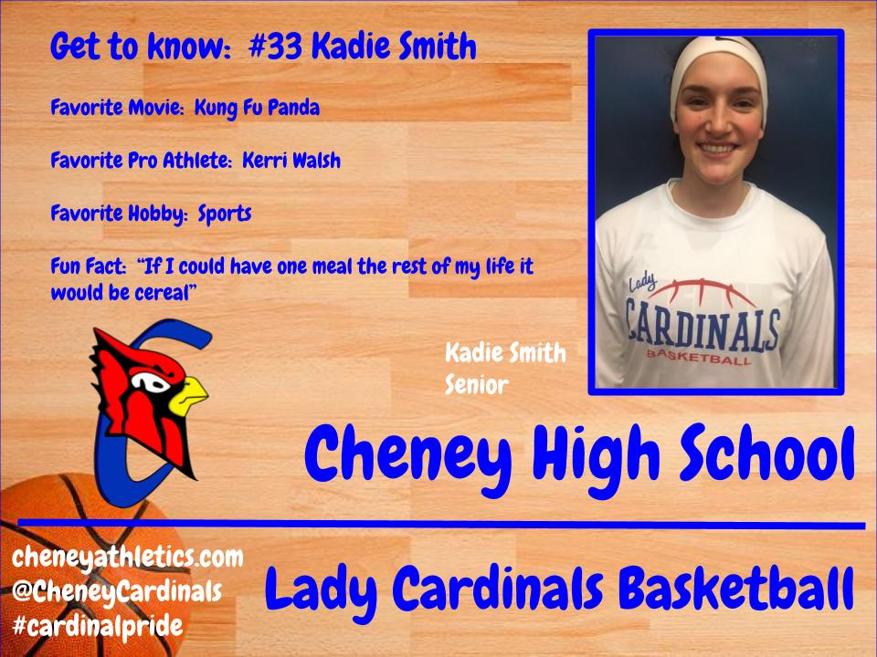 Lady Cardinals – Get To Know