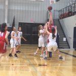 Girls Freshman Basketball beats Trinity Academy 38 – 6