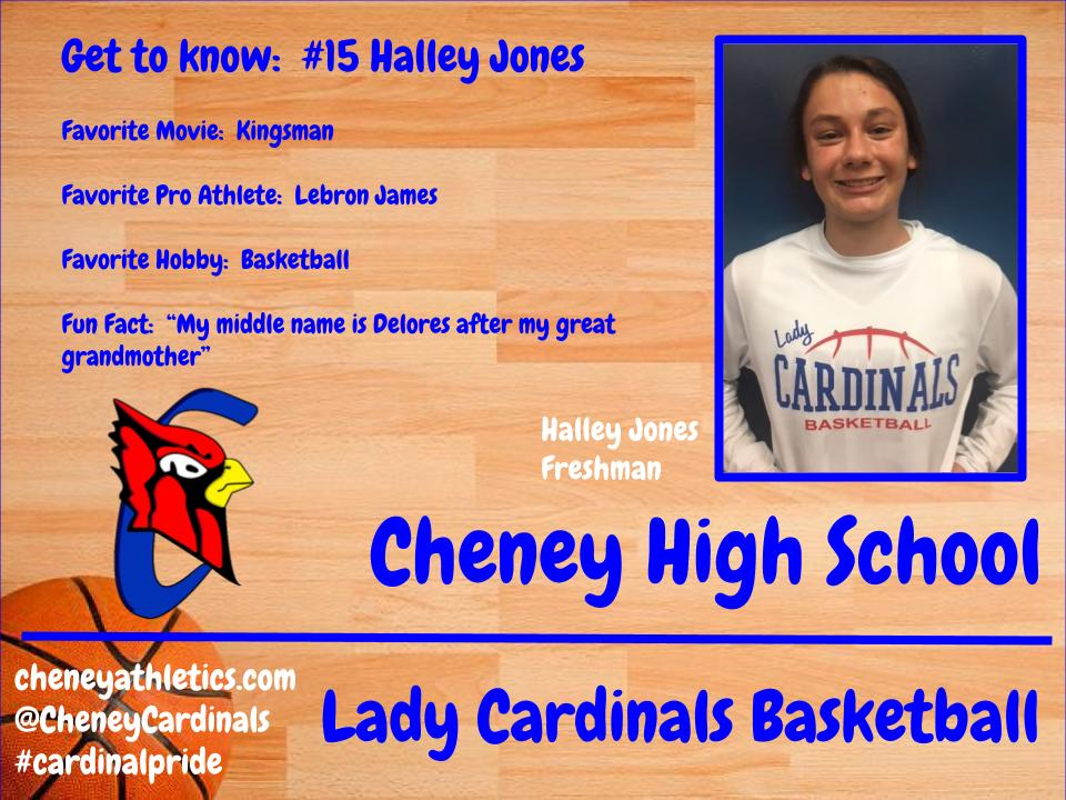 Lady Cardinals Basketball – GTK