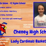 Lady Cardinal Basketball – GTK
