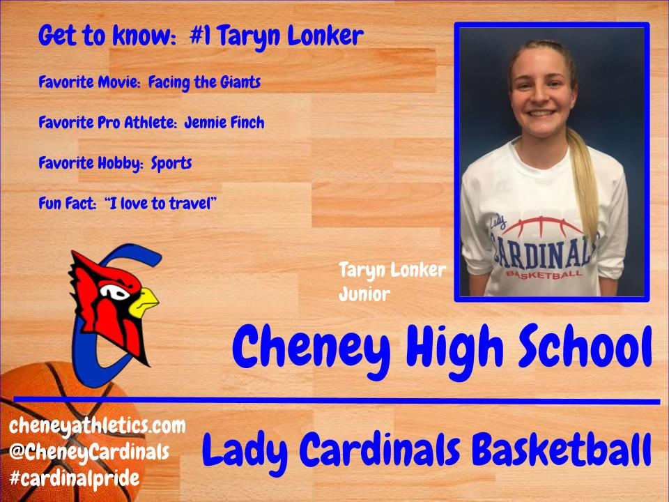Lady Cardinals Basketball – GTK